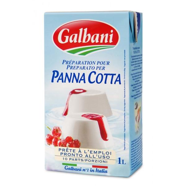 PANNACOTTA GALBANI 6 X 1 LT