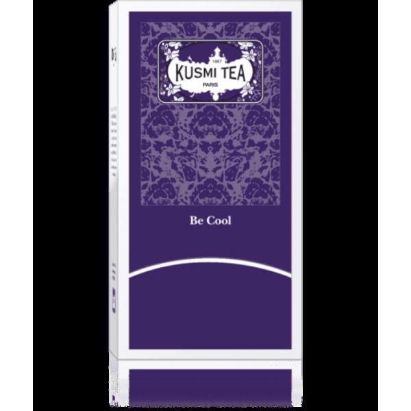 KUSMI TEA WELLNESS TEA BE COOL 25 BAGS