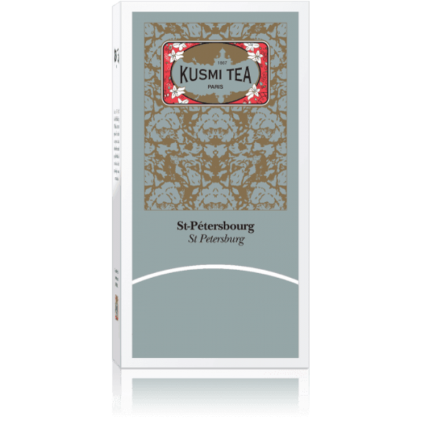 KUSMI TEA ST.PETERSBOURG EXCLUSIVE BLEND 20