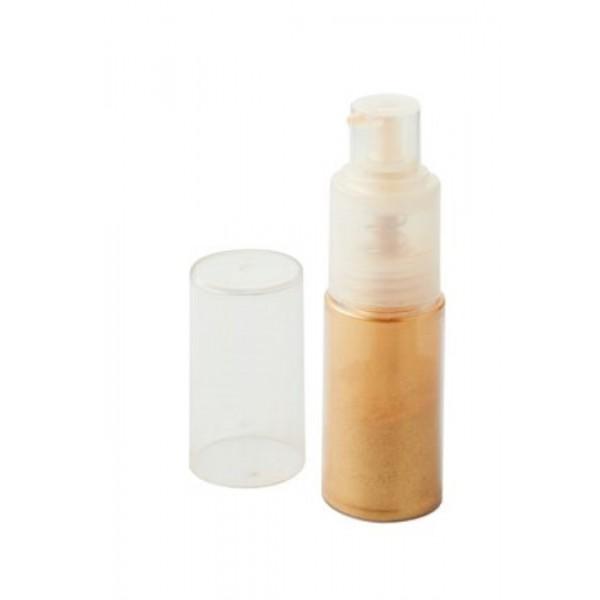 PCB SHINY POWDER SPRAY GLITTER EFFECT GOLD 040172