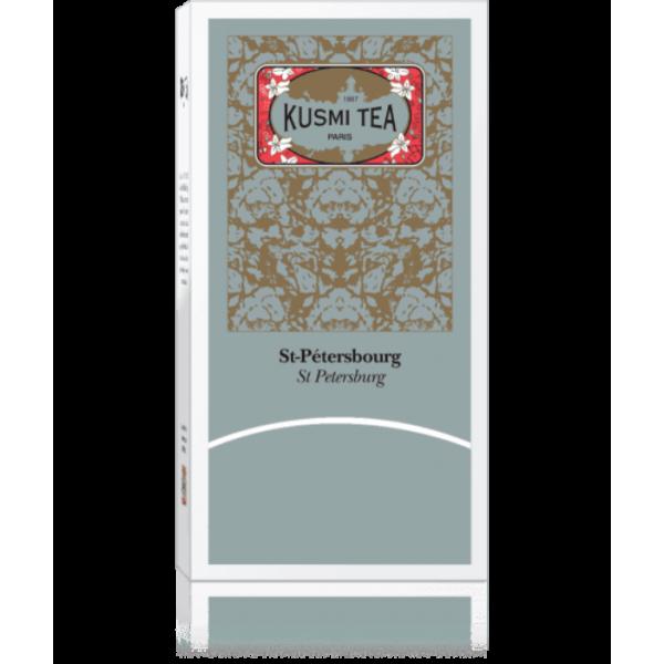 KUSMI TEA ST. PETERSBOURG EXCLUSIVE BLEND TEA 25 BAGS TΣAI