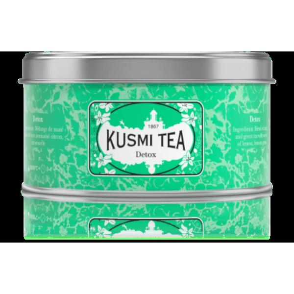 KUSMI TEA WELLNESS TEA DETOX 125GR