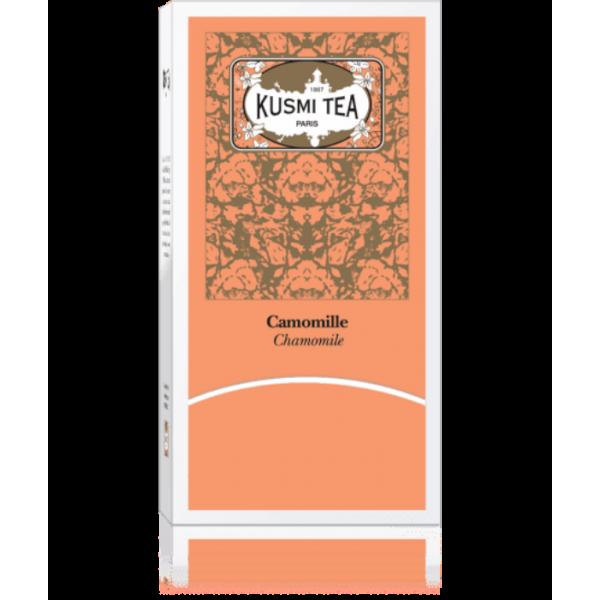 KUSMI TEA CAMOMILLE INFUSION TEA 25BAGS