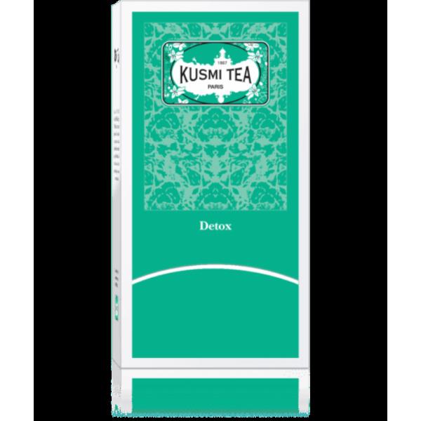KUSMI TEA DETOX WELLNESS TEA 25 BAGS (DETO25E)