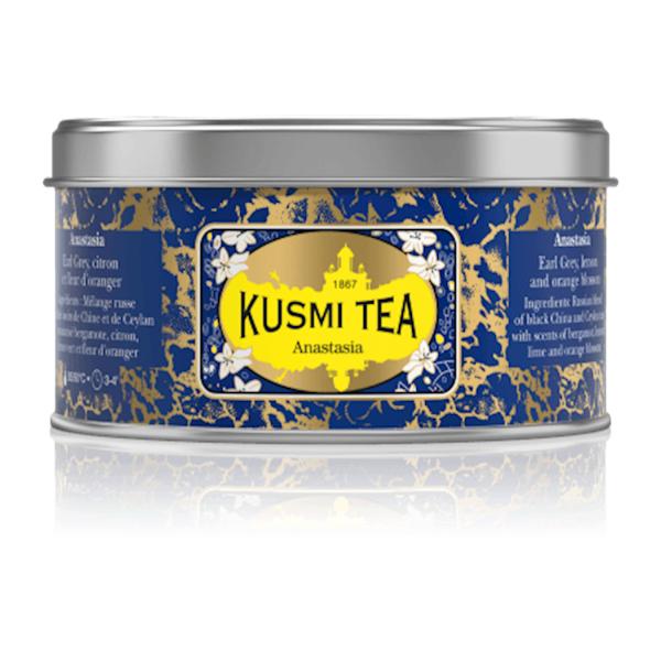 KUSMI TEA ANASTASIA EXLUSIVE BLEND TEA 125GR