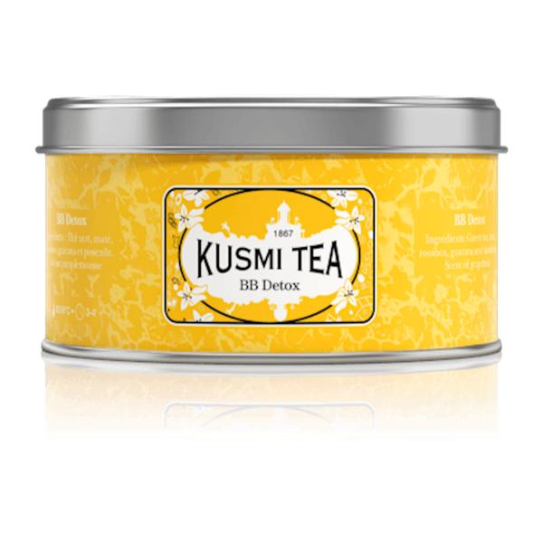 KUSMI TEA BB DETOX WELLNESS TEA 125 GR(BBDE125)