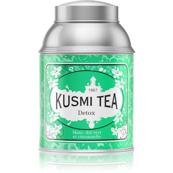 KUSMI TEA DETOX WELLNESS TEA VRAC 1KG + 10 BOITE