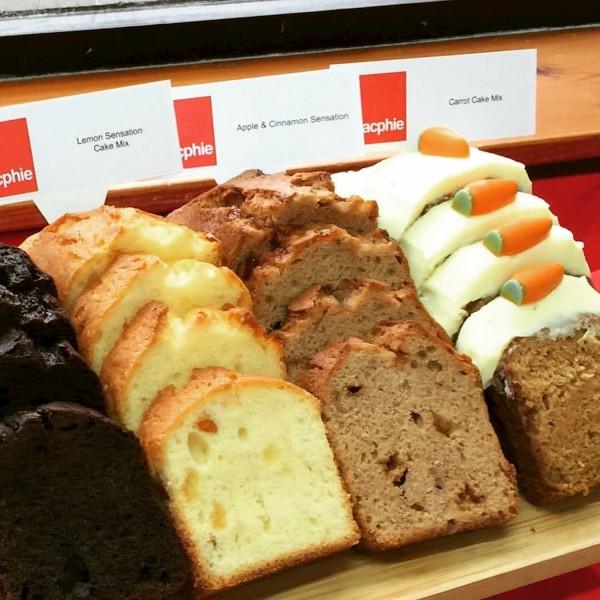 MACPHIE LEMON SENSATION CAKE 12.5kg