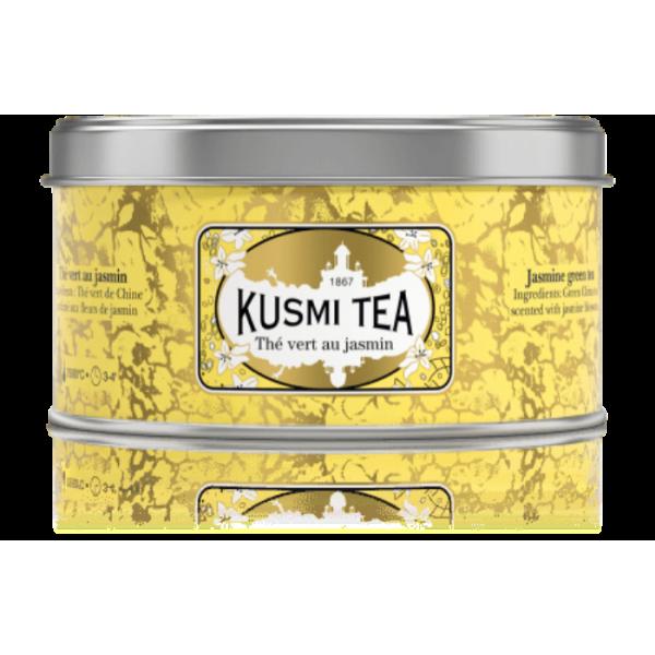 KUSMI TEA GREEN TEA JASMINE 125GR (VJAS125)