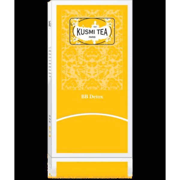 KUSMI TEA BB DETOX WELLNESS TEA 25 BAGS