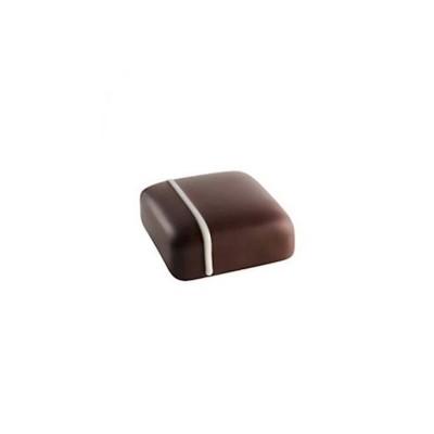 VALRHONA COFFRET 16 CHOCOLATS FINS GRANDS CRUS NOIR 155GR (31251)